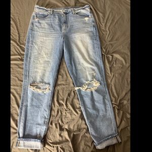 American Eagle Mom Jean 14 Extra Long